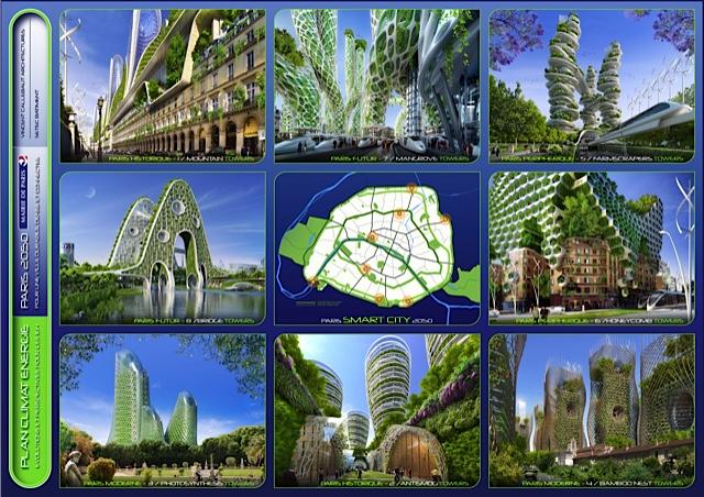 vincent callebaut architectures 2050 paris smart city. Black Bedroom Furniture Sets. Home Design Ideas