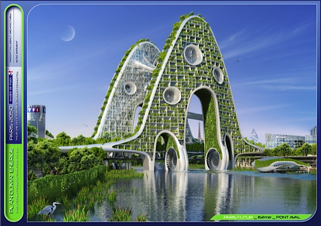 49 - PONT AVAL - BRIDGES TOWERS C